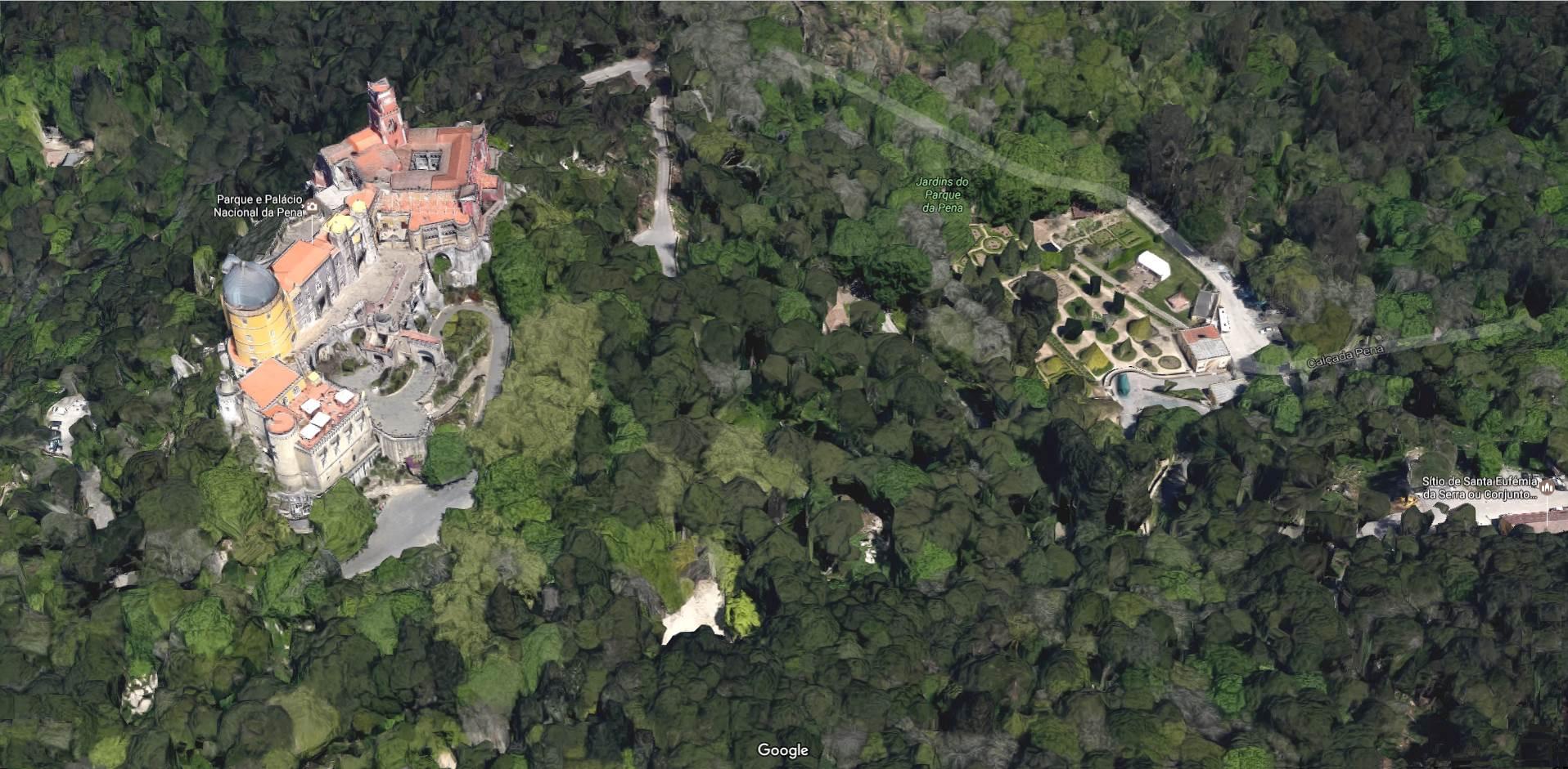 Pena Palace Sintra Portugal # Muebles Moedano